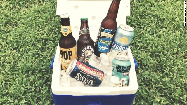 Berrong on Beer: 13 beers for summer '13