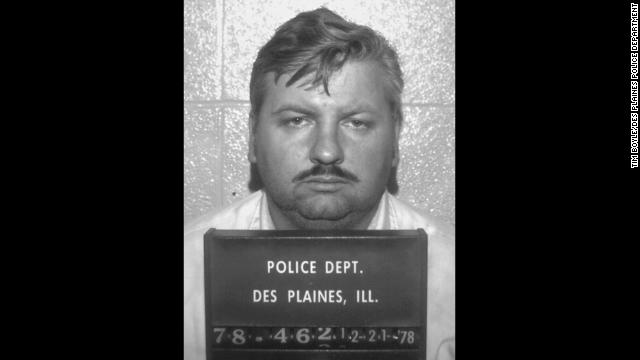 John Wayne Gacy killed 33 men and boys between 1972 and 1978. Many of his victims, mostly drifters or runaways, were buried in a crawl space beneath his suburban Chicago home.