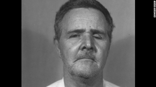 After serving 15 years for murdering his mother, Henry Lee Lucas was convicted in 1985 for nine more murders. Lucas was the only inmate ever spared from execution by then-Texas Gov. George W. Bush.