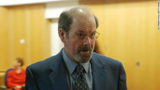 "The BTK Strangler, Dennis Rader, killed 10 people between 1977 and 1991 in the Wichita, Kansas, area. He was convicted to 10 consecutive life terms in 2005. Rader named himself BTK, short for ""bind, torture, kill."""