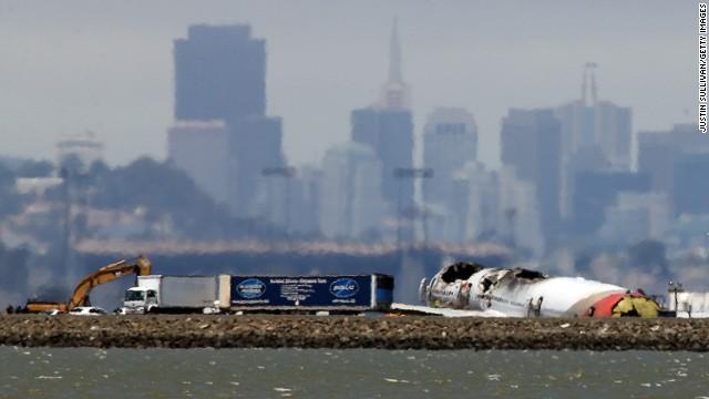 Una niña, tercera víctima mortal del vuelo de Asiana en San Francisco