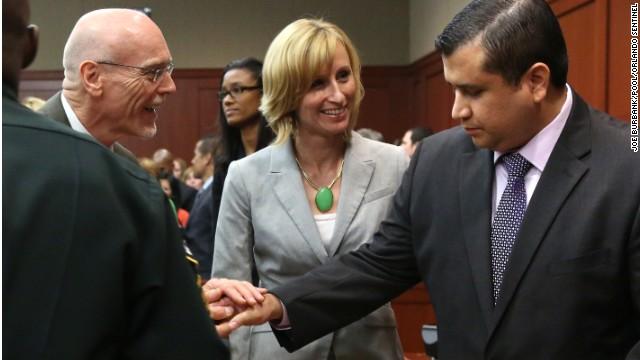 George Zimmerman, absuelto en el juicio por la muerte de Trayvon Martín