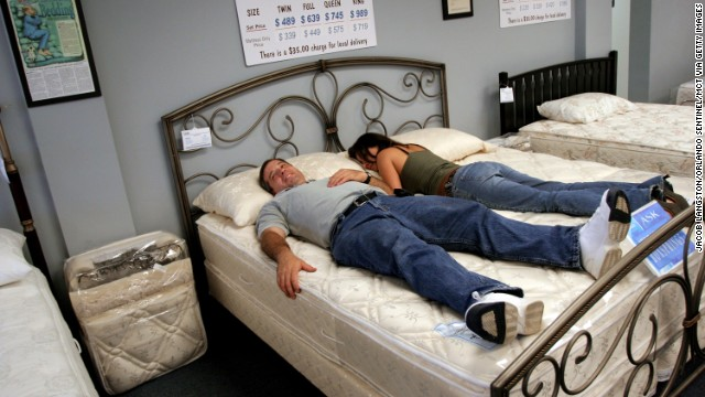 Retailers tend to source heavy and highly regulated products like mattresses from the United States to keep shipping costs down, Gardner Carrick with The Manufacturing Institute said.