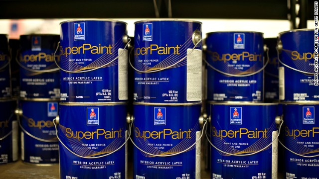 America's love affair with home building and interior design has created a robust market for paint, varnish and laquer. Sherwin-Williams is the largest producer of paints and coatings in the United States and is also among the largest producers in the world.