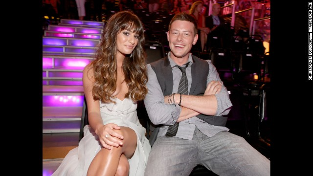 Lea Michele breaks silence on Cory Monteith's death