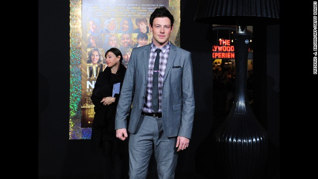 "Monteith attends the premiere of ""New Year's Eve"" at Grauman's Chinese Theater in Hollywood, California, on December 5, 2011."