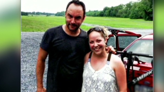 Dave Matthews gave one of his fans the experience of a lifetime when he hopped into the back of her car to catch a ride to his show after his bike broke down. The fan, Emily Kraus, has said how kind Matthews was, inviting her and her boyfriend to dinner and giving them front row seats to the concert.