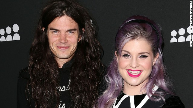 Kelly Osbourne is engaged