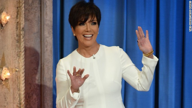 Kris Jenner responds to Obama's Kimye criticism