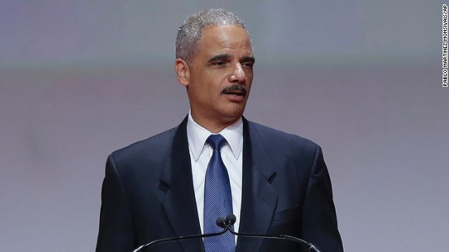 Holder touts benefits of changes in mandatory minimum sentences
