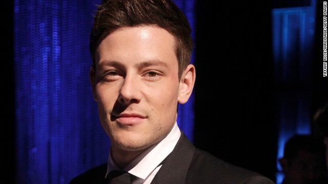 'Glee' cast holds private memorial for Cory Monteith