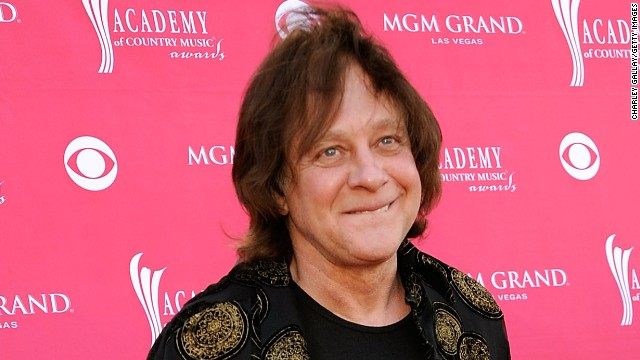 Singer Eddie Money. If only he had really sung,