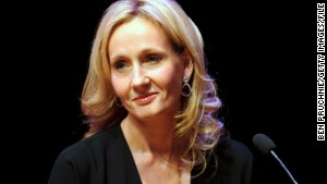 J.K. Rowling is offering fans a profile of a little-known, off-stage character, Celestina Warbeck.