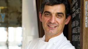 Bruno Loubet, former head chef of Raymond Blanc\'s two-starred Four Seasons.
