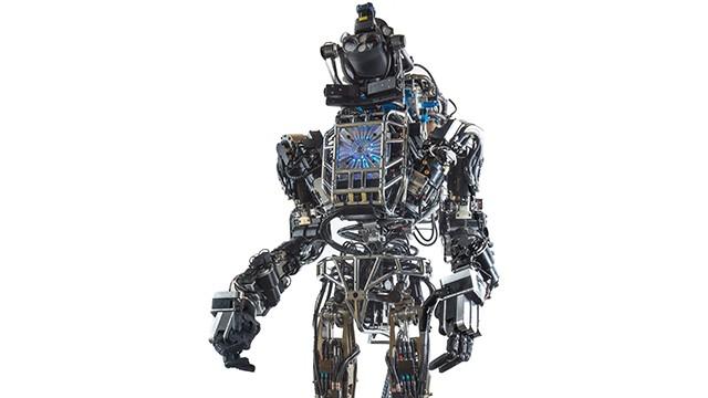 """Meet DARPA's 6'2"""" disaster-response robot"""