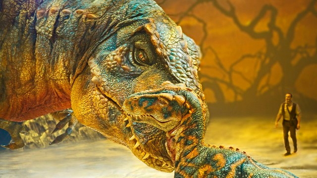 Tilders has more than two decades of experience building robotic puppets for both film and stage. He helped bring the Walking with Dinosaurs tour come spectacularly to life.