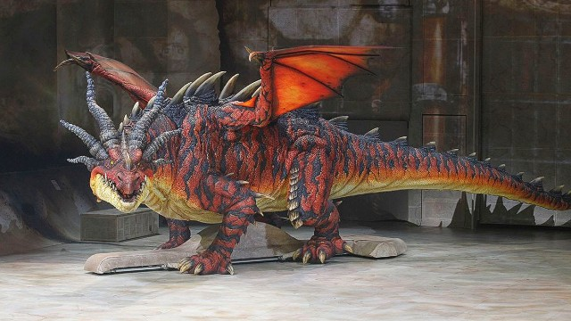 Tilders was also a key part of the team which created the How to Train Your Dragon -- Live Spectacular.
