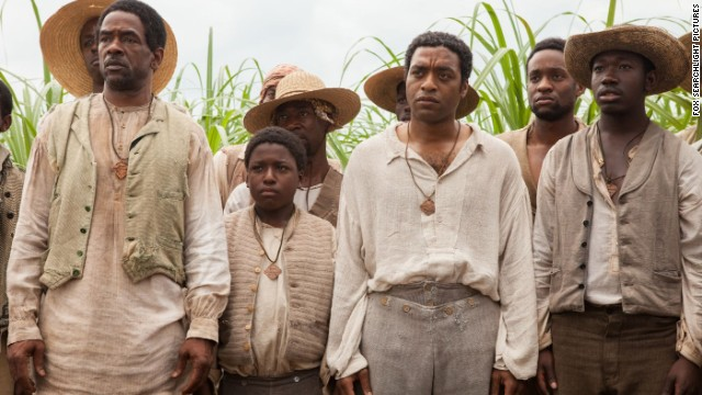 Trailer Park: Brad Pitt, Chiwetel Ejiofor in '12 Years A Slave'