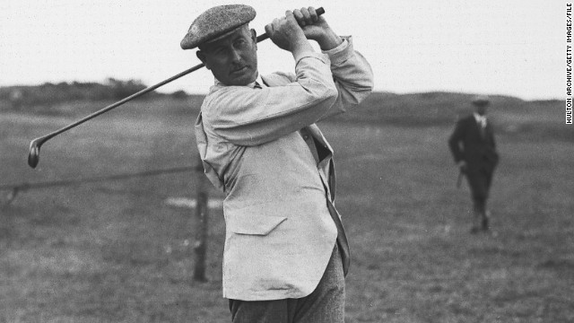 Harry Vardon still holds the record for the most British Open triumphs, securing six between 1896 and 1914. He is also credited with sparking an explosion of interest in the game in the United States after embarking on three playing tours in the early 20th century.