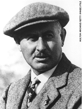 "Vardon, referred to as the ""God of golf"" by another multiple British Open winner, Peter Thompson, also invented the grip that 90 percent of golfers use today. He managed to reach the pinnacle of golf despite his faltering health, spending long spells in sanitariums until 1910 after being diagnosed with tuberculosis in 1903."