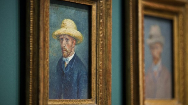 Works by Dutch painter Vincent van Gogh also draw large numbers to the Van Gogh Museum.