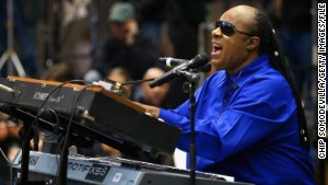 Musician Stevie Wonder has vowed to stay out of Florida until the state repeals its \