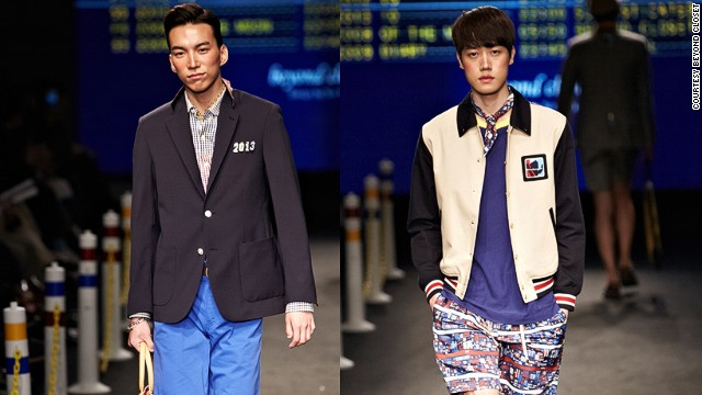 "Korean drama fans may recognize Beyond Closet brand design influences from the hit drama, ""Boys Over Flowers."""