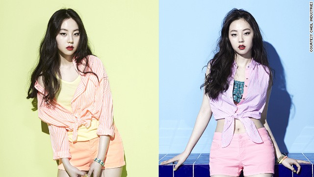 South Korea's latest fast fashion brand 8seconds is Samsung's answer to Uniqlo and Zara. Its latest ad campaign stars Sohee of the Wonder Girls, one of the most fashionable young stars in the country.
