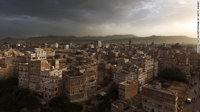 The threat to Yemen and possibly its capital, Sanaa,