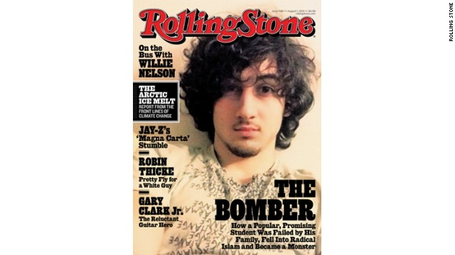 Former White House National Security spokesman criticizes Rolling Stone cover