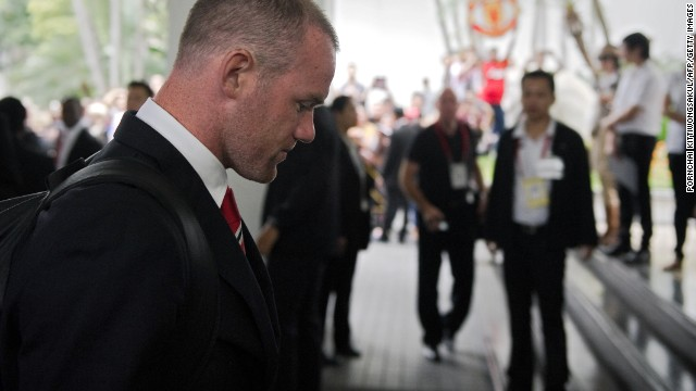 Wayne Rooney's future as a Manchester United player continues to be in doubt after Chelsea declared an interest in signing the England forward.
