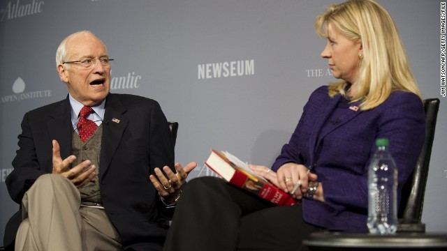 Liz Cheney, daughter of former Vice President Dick Cheney, announced she is running for Senate in Wyoming in 2014. Her bid sets up an intra-GOP battle with Sen. Mike Enzi, a three-time incumbent. Click through to see more politicians who keep it in the family.