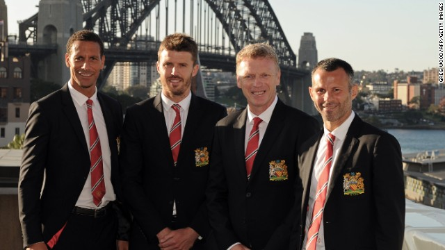"""Over 20,000 tickets have been sold for people to watch United train and over 80,000 will watch them play in Australia,"" said <a href='https://twitter.com/DrCraigDuncan' target='_blank'>Dr Craig Duncan of the Australian Catholic University, who until recently was Sydney FC's head of human performance</a>. ""It's also a good opportunity for team building as getting away as a squad together gives time for activities to enhance team unity."""