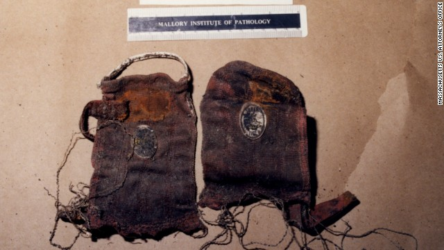 The remains of Thomas King, former member of the Winter Hill Gang, was found in late 2000. A bulletproof vest, a navy suit, driving gloves and a claddagh ring were found among the remains. Martorano, one of Bulger's hitmen, testified that he himself had shot King in the back of the head.