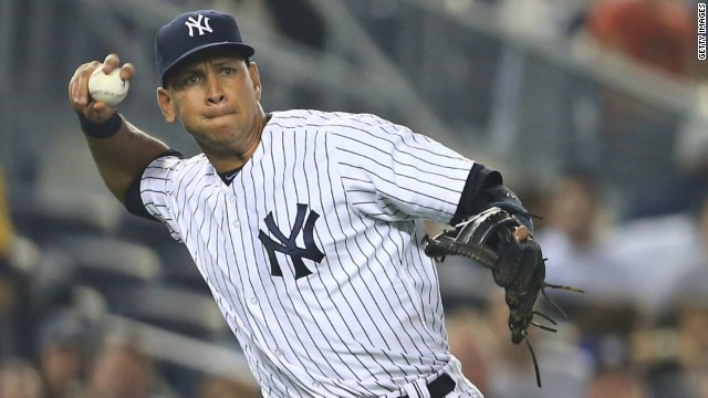A-Rod: it's my big contract