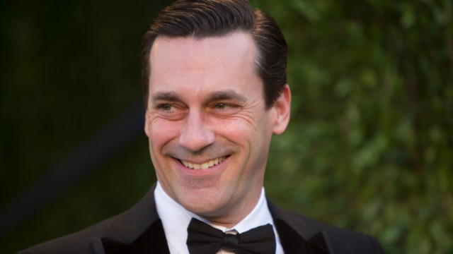 "Outstanding lead actor in a drama series: Jon Hamm, ""Mad Men"""