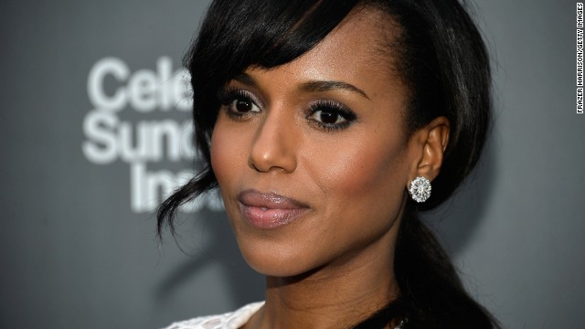 Overheard: Life is good for 'Scandal's' Kerry Washington