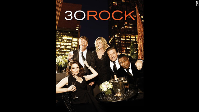 "Outstanding comedy series: ""30 Rock"""