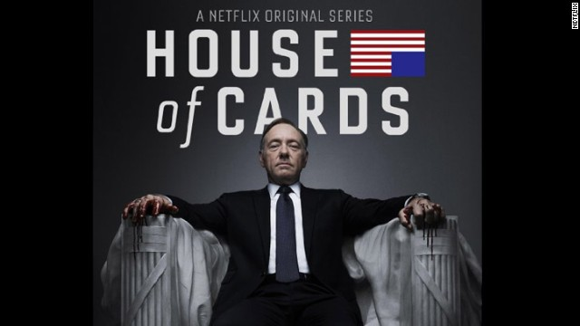 "Outstanding drama series: ""House of Cards"""