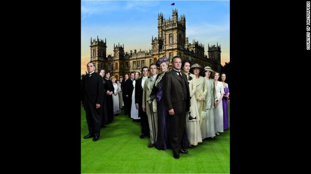 Downton Abbey renewed for fifth season