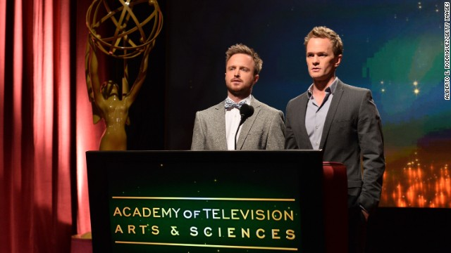 2013 Emmy nominations