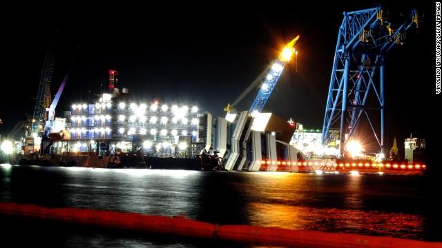 Cinco condenados por la tragedia del crucero Costa Concordia