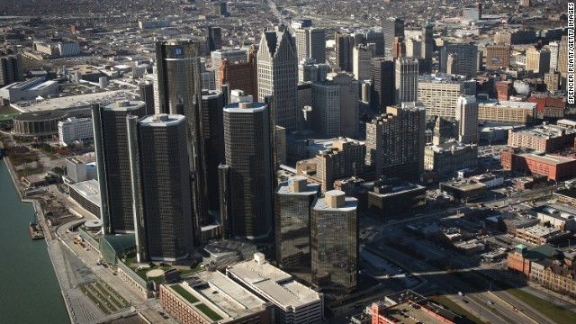 Poll: Majority oppose bailing out Detroit