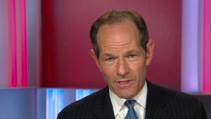 Disgraced former Gov. Eliot Spitzer loses bid for New York City comptroller.
