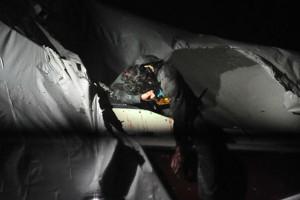 El arresto de Dzhokhar Tsarnaev