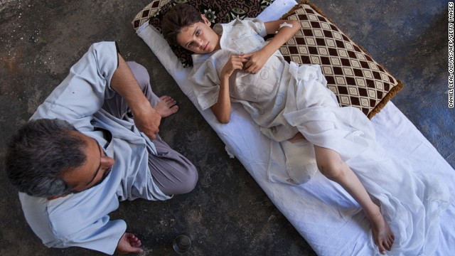 La ONU prepara investigación por posible uso de armas químicas en Siria