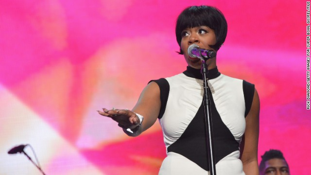 Fantasia returns to Broadway for 'After Midnight'