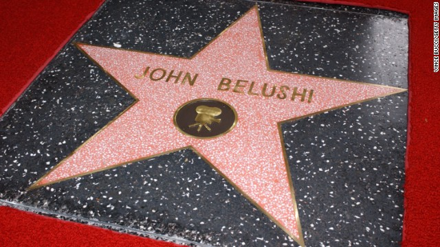 Who could play John Belushi? Hollywood wants to know