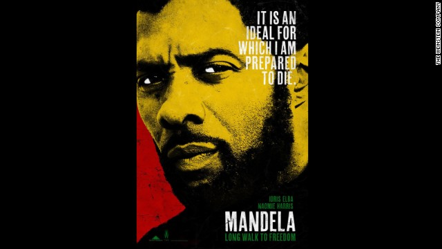 Trailer Park: Idris Elba is 'Mandela'