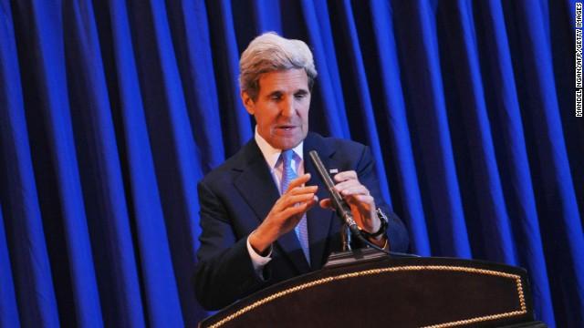 EE.UU. anuncia un trato para reanudar diálogos de paz entre Israel y Palestina